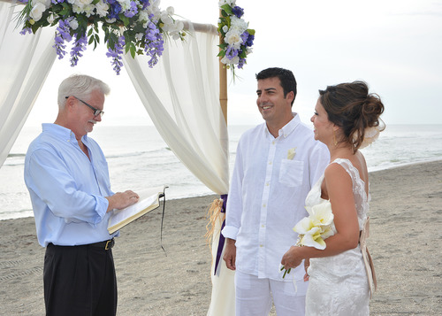 How To Officiate A Wedding With Style