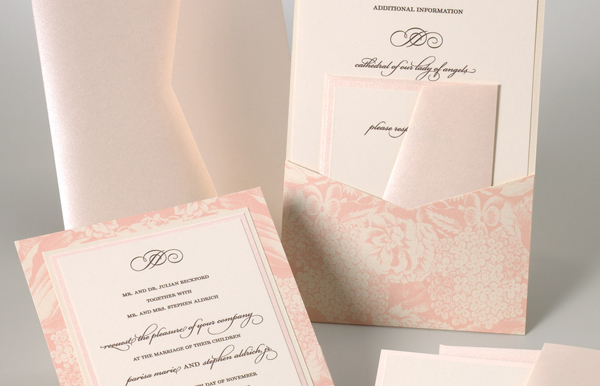 How To Stuff Wedding Invitations (with Video)