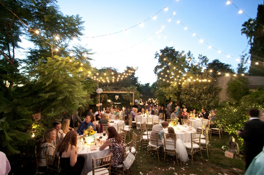 how to plan the perfect outdoor wedding everafterguide