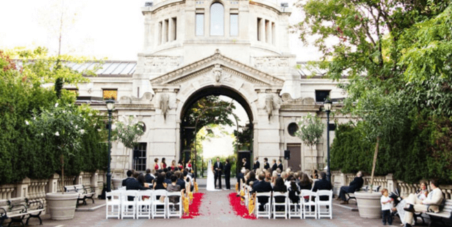 20 best new york wedding venues for different styles and for Best new york wedding venues