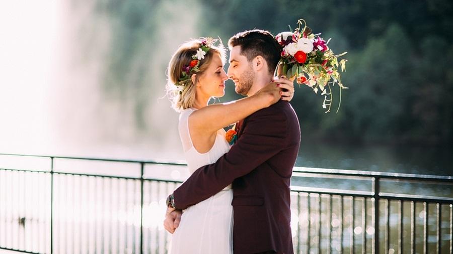 photo: Marriage Bride Bridegroom Wedding