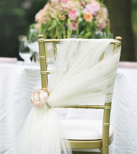 20 Inspring And Affordable Wedding Chair Decorations EverAfterGuide