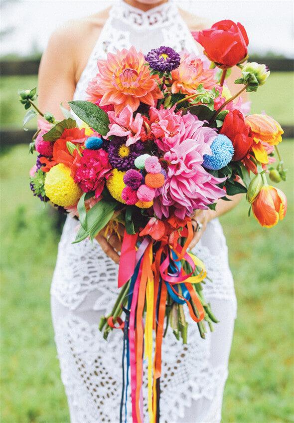 33 Artfully Arranged Most Beautiful Bouquet of Flowers in ...