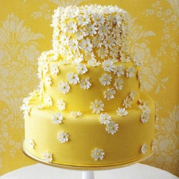 Lemon wedding cake filling recipe