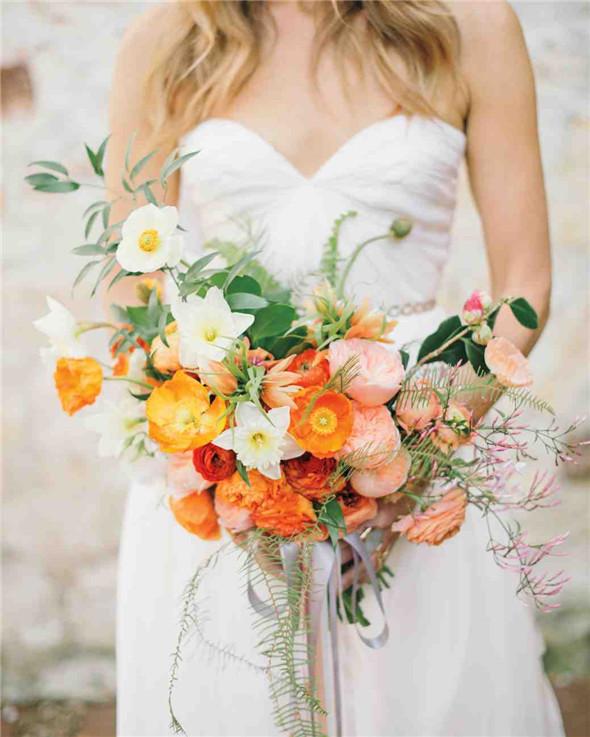 Beautiful Flower Arrangements For Weddings: 33 Artfully Arranged Most Beautiful Bouquet Of Flowers In