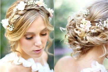 Outstanding 19 Gorgeous Wedding Hairstyles For Medium Hair Everafterguide Short Hairstyles For Black Women Fulllsitofus