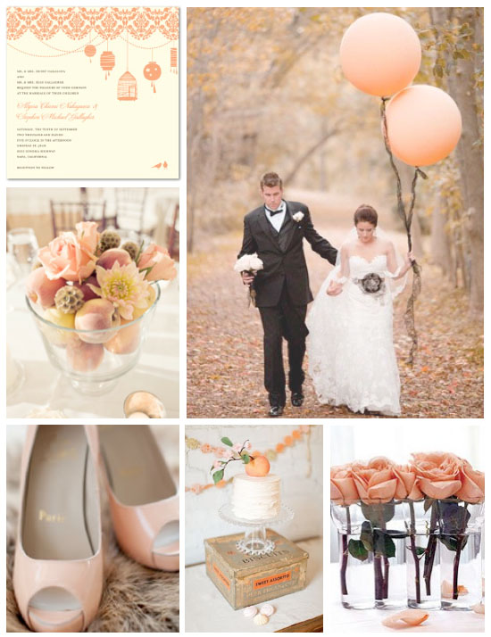 16 most refreshing and trendy spring wedding colors for Best wedding colour themes
