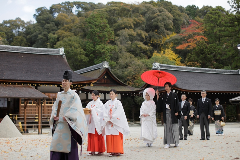 Buddhist Ceremony Traditional Japanese Garden: Seven Interesting Japanese Wedding Traditions