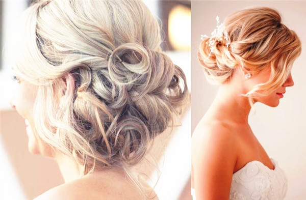 Sensational 18 Best Wedding Hairstyles For Women With Thin Hair Everafterguide Short Hairstyles Gunalazisus