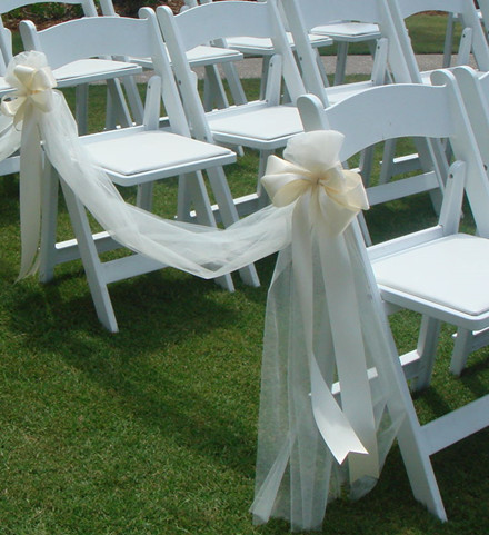 decorations for wedding chairs 20 inspring and affordable wedding chair decorations 3435