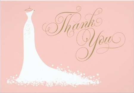 Thank You Samples For Wedding Shower Gifts : Etiquette and Samples: Bridal Shower Thank You NotesEverAfterGuide