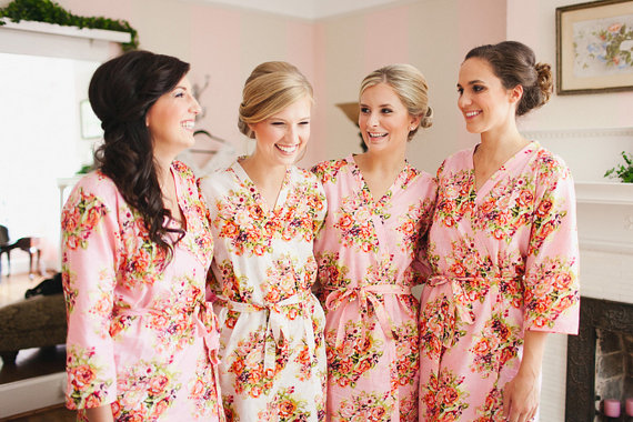 10 wonderful bridal party getting ready outfits for inspirations