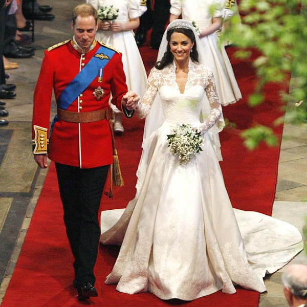 30 Most Iconic Celebrity Weddings Of All Time
