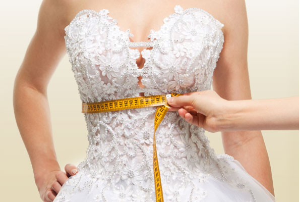 Wedding Dress Alterations – What Your Dress Might Need & How Much ...