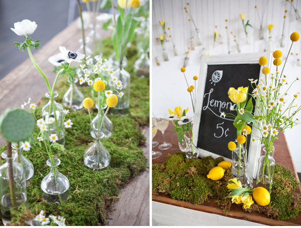 Best ideas for rustic wedding centerpieces with lots