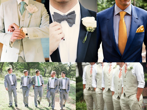 Mens Attire The Ultimate Guide To What To Wear To A Wedding Mens Edition