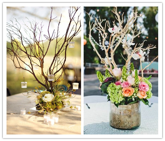Cute Wedding Centerpiece Ideas: 24 Best Ideas For Rustic Wedding Centerpieces (with Lots