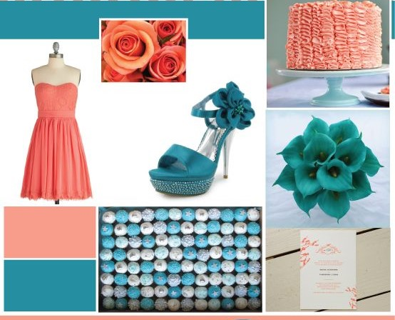 11 Best Colors That Go With Coral Everafterguide