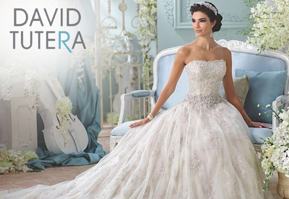 David S Bridal Wedding Gowns: Just Stunning: David Tutera Wedding Dresses