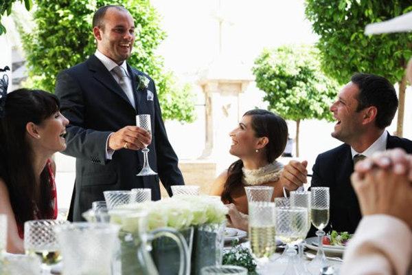 Bride Wedding Speech Ideas: Wedding Etiquettes: Rehearsal Dinner Toasts