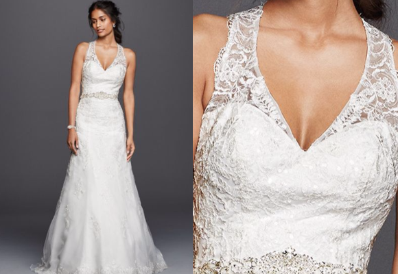 Wedding Dresses For Tall Skinny Brides Of Wedding Dresses For Broad Shoulders Everafterguide