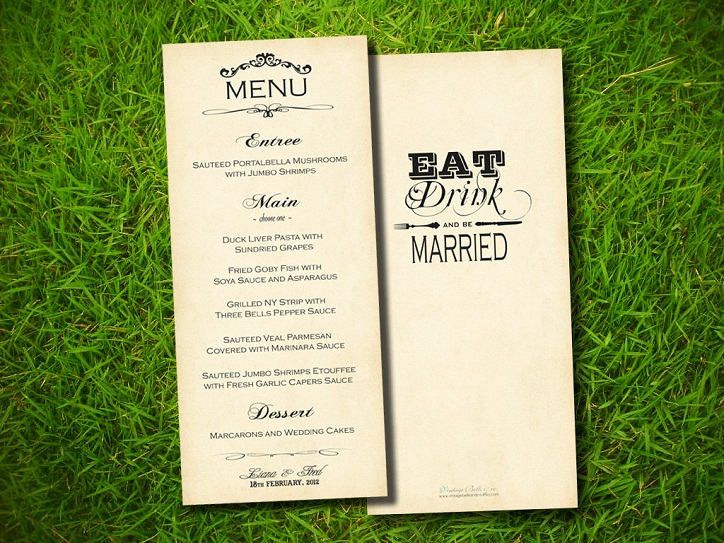 What Should Be Included In A Wedding Invitation: What To Include In Wedding Invitation