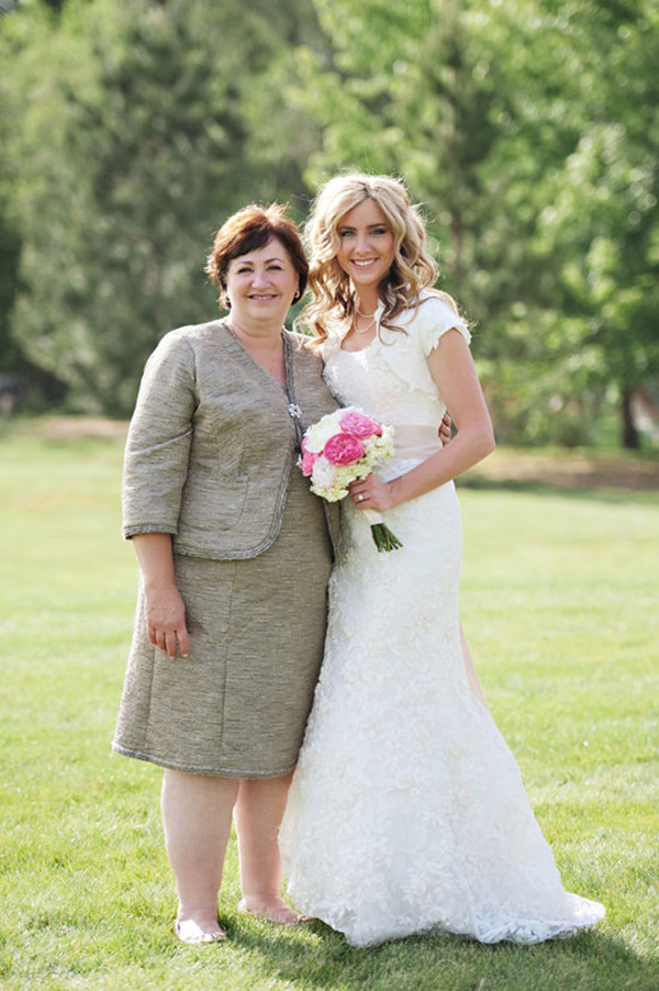 Wedding Attire Etiquette What Should Mother Of The Bride