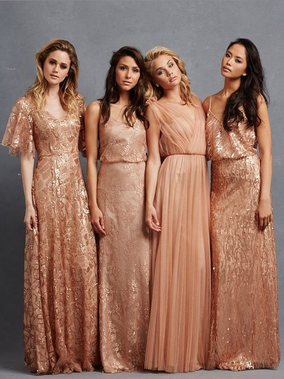 Mismatched Bridesmaid Dresses Style Tips And 10 Best