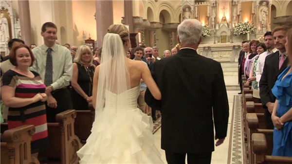Catholic Wedding Ceremony Procedure And Traditions