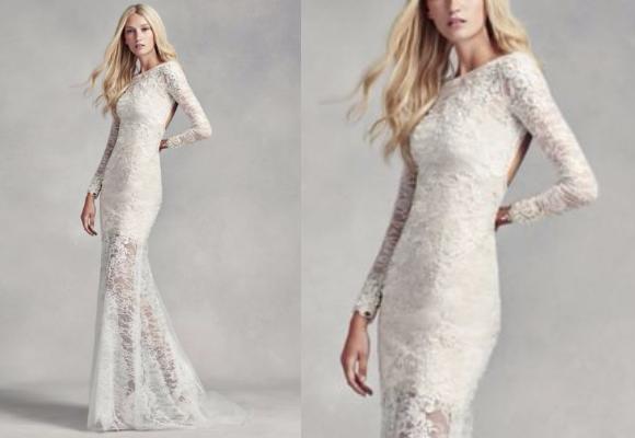 Wedding dresses for broad shoulders everafterguide for Wedding dress styles for big hips
