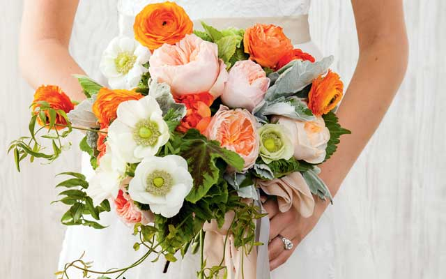 How Much Is A Wedding Bouquet Everafterguide