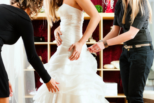 Wedding Dress Fitting Preparation and Expectation - EverAfterGuide