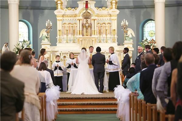 Catholic Wedding Ceremony Procedure And Traditions