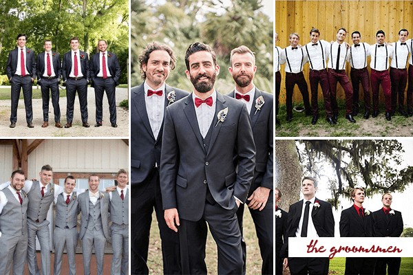 1000 Images About Red Vow Renewal Wedding On Pinterest Receptions And Vintage Glam