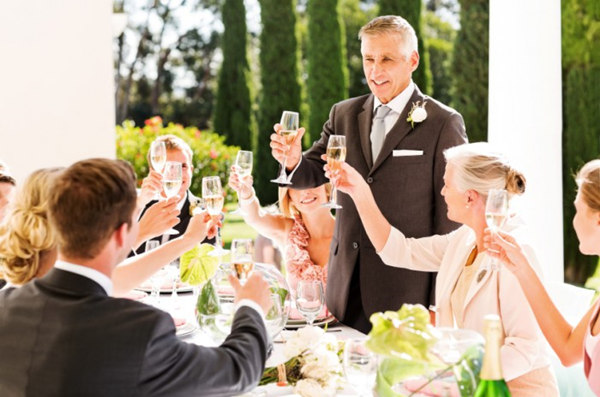 Wedding Etiquettes: Rehearsal Dinner Toasts