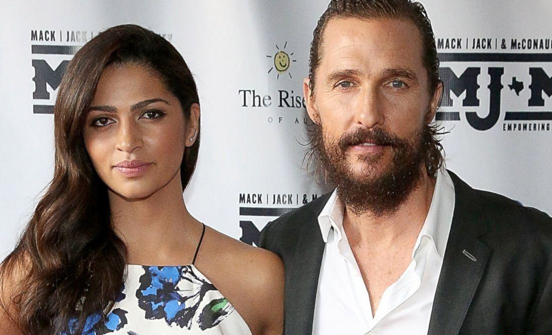 Matthew McConaughey an...