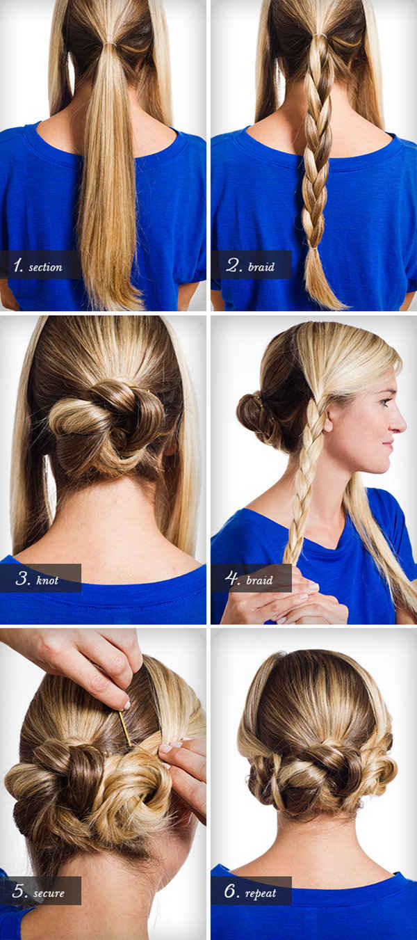 Fine 10 Easy Wedding Updo Hairstyles Step By Step Everafterguide Hairstyle Inspiration Daily Dogsangcom