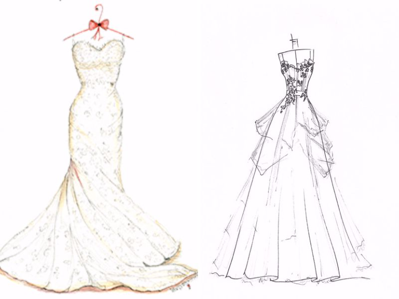 How to make a wedding dress everafterguide for How to make a wedding dress