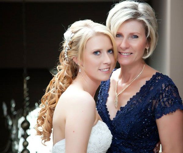 Mom Wedding Hairstyles: Wedding Attire Etiquette: What Should Mother Of The Bride
