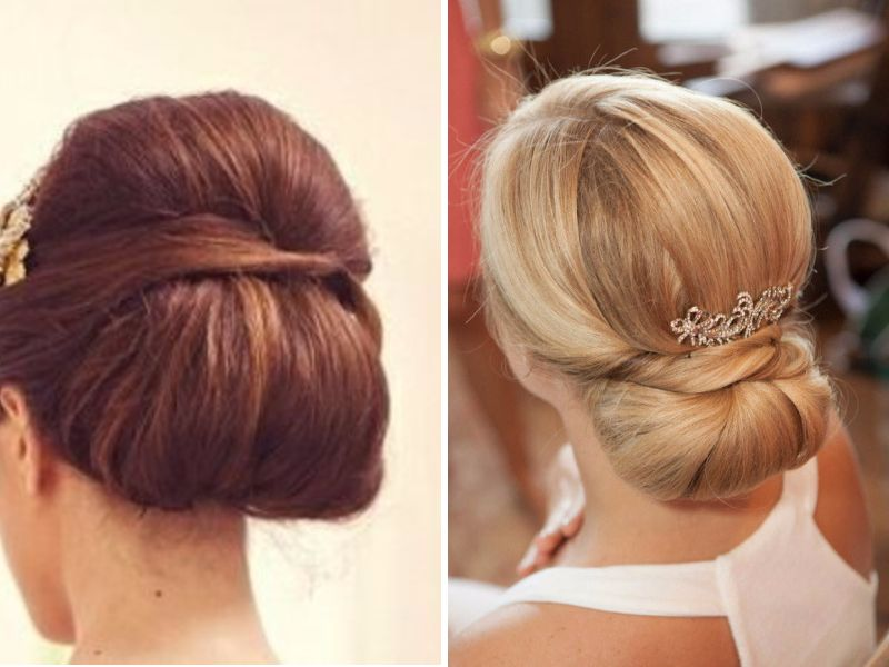 Brilliant Straight Wedding Hair Inspirations For Your Big Day Everafterguide Short Hairstyles Gunalazisus