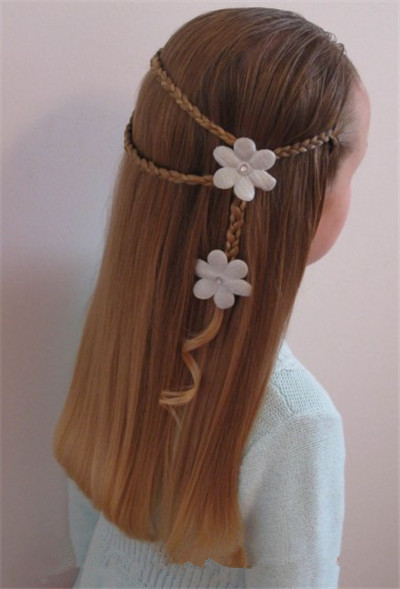 Astounding 20 Beautiful Confirmation Hairstyles Everafterguide Hairstyle Inspiration Daily Dogsangcom