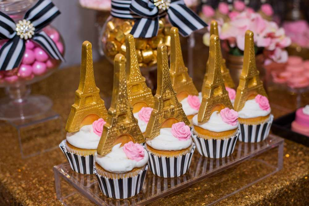 Similiar Parisian Themed Bridal Shower Keywords