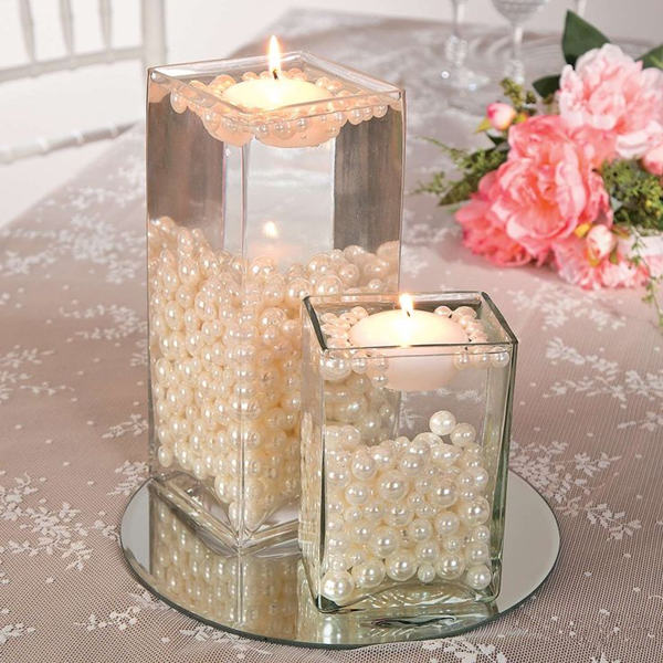 Elegant Centerpieces: For Modern Brides: 25 Fabulous Wedding Centerpieces