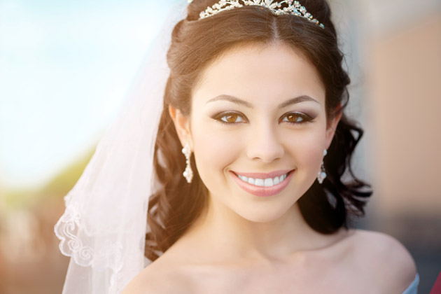 How To Do Wedding Hair And Makeup : How Much Does It Cost to Get Your Hair and Makeup Done ...