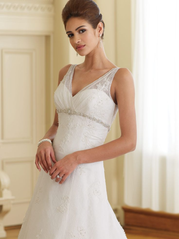 Short Wedding Dress for Petite Women