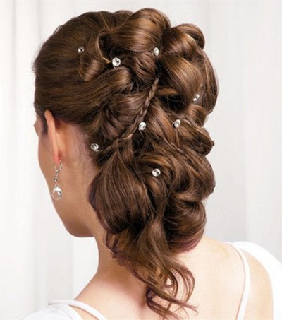 Cute braided hairstyles for girls with long hair