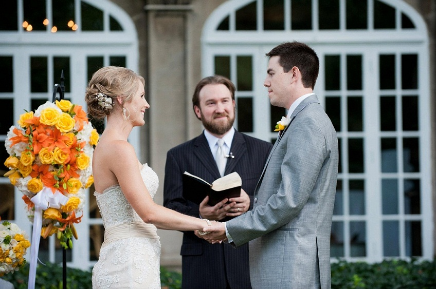 Examples To Help You Prepare Personal Wedding Vows