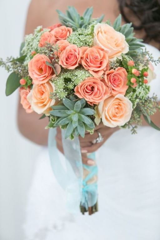 White Summer Wedding Bouquets Bright Pastel Or Wild Fabulous