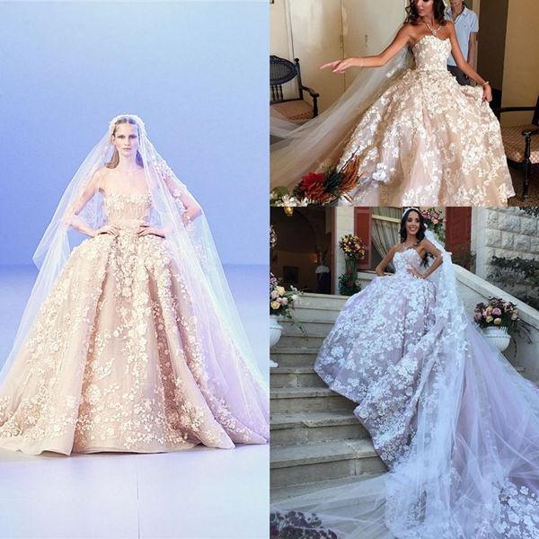 Elie Saab Wedding Dresses Prices Range - Expensive Wedding Dresses ...