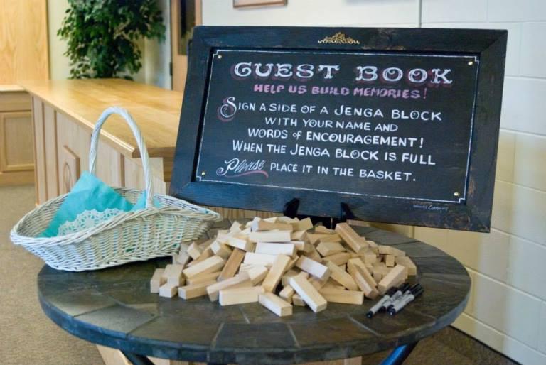Wooden Wedding Invite for nice invitation example